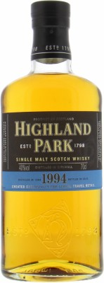 Highland Park - 1994 Vintage for Travel Retail 40% 1994