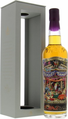 Compass Box - Rogues' Banquet 46% NV