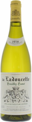 Ladoucette - Pouilly Fume (case of 6) 2018