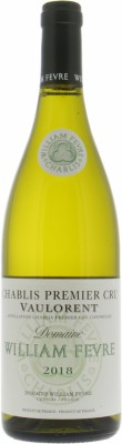 Fevre, William - Chablis Vaulorent 1er cru 2018