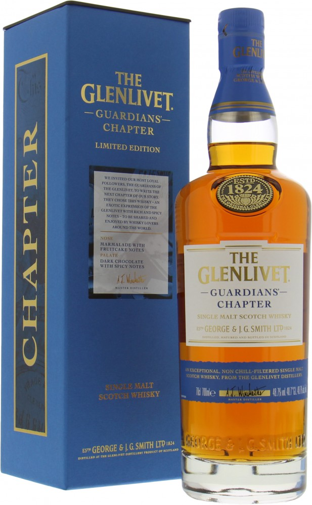 Glenlivet - Guardians' Chapter 48.7% NV