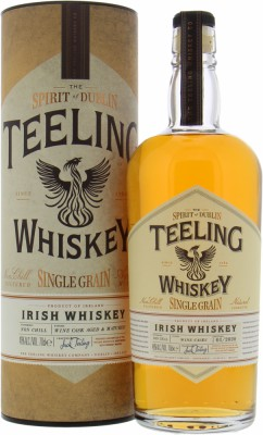 Teeling - Single Grain Cask 46% NV