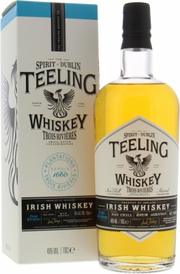 Teeling - Trois Rivières Small Batch Collaboration 46% NV