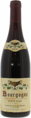 Coche Dury - Bourgogne Rouge 2012