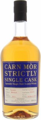 Mortlach - 7 Years Old Càrn Mòr Strictly Limited Edition Cask 301642 50% 2013