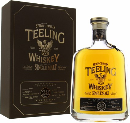 Teeling - 28 Years Old 46% NV
