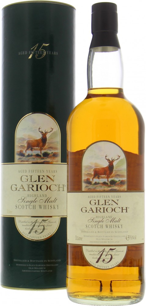 Glen Garioch - 15 Years Old 43% NV