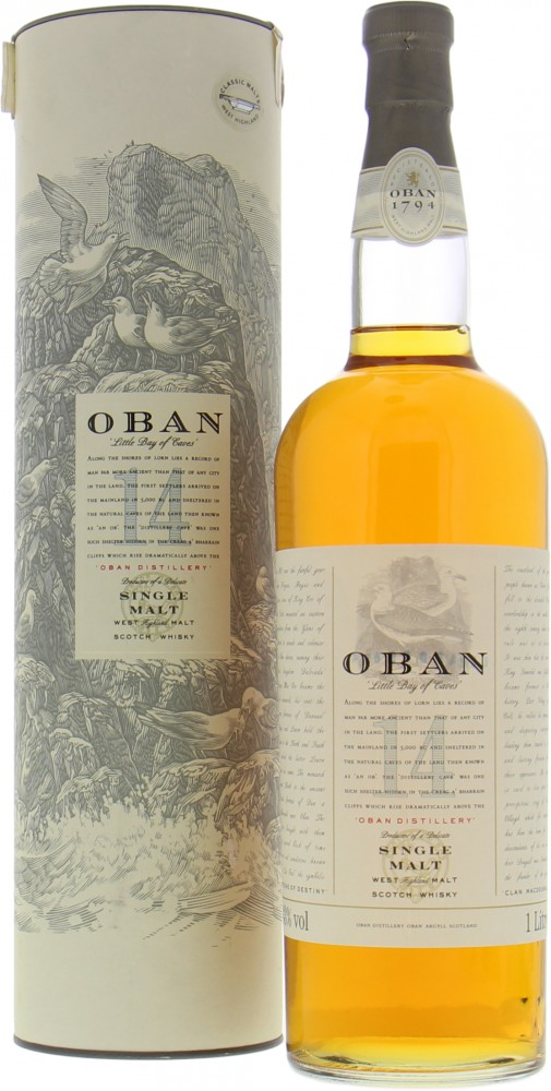 Oban - 14 Years Old 40% NV