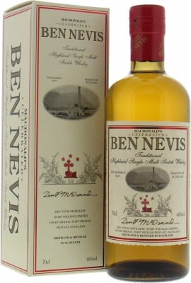 Ben Nevis - McDonald's Traditional 46% NV