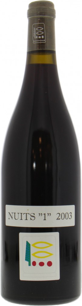 Domaine Prieure Roch  - Nuits St. Georges 1er Cru VV 2003