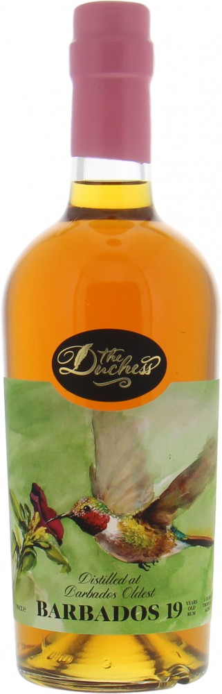 The Duchess - 19 Years Old Barbados Oldest Cask 49 54.3% 2001