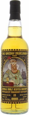 Tobermory - 25 Years Old The Whisky Mercenary Cask 5013 50.9% 1994