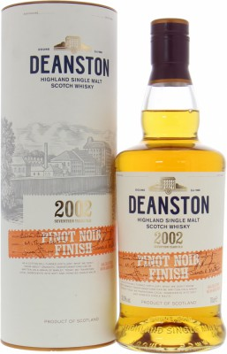 Deanston - 17 Years Old Pinot Noir Finish 50% NV