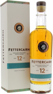 Fettercairn - 12 Years Old 40% NV