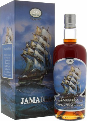 Silver Seal - Jamaica 36 Years Old Cask 434043 62.3% 1984