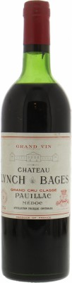 Chateau Lynch Bages - Chateau Lynch Bages 1974