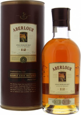 Aberlour - 12 Years Old Double Cask Matured 40% NV