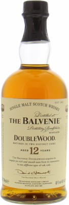 Balvenie - 12 Years Old DoubleWood 40% NV