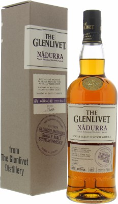 Glenlivet - Nàdurra Oloroso Matured Batch OL0816 61.3% NV