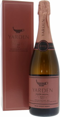 Golan Heights Winery  - Yarden Rose Brut 2013