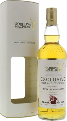 Imperial - 17 Years Old Gordon & MacPhail For The Whisky Mercenary Cask 1230 50% 1998