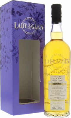 Bruichladdich - 8 Years Old Lady of the Glen Cask 150 65.8% 2011