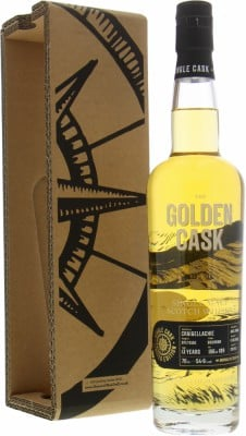 Craigellachie - 13 Years Old The Golden Cask CM257 54.6% 2006