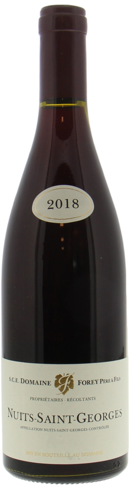 Domaine Forey Pere & Fils - Nuits St. Georges 2018