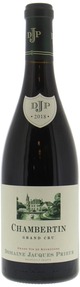 Domaine Jacques Prieur - Chambertin 2018