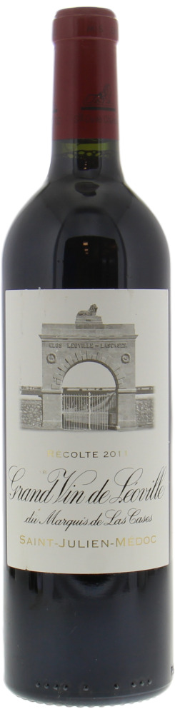 Chateau Leoville Las Cases - Chateau Leoville Las Cases 2011