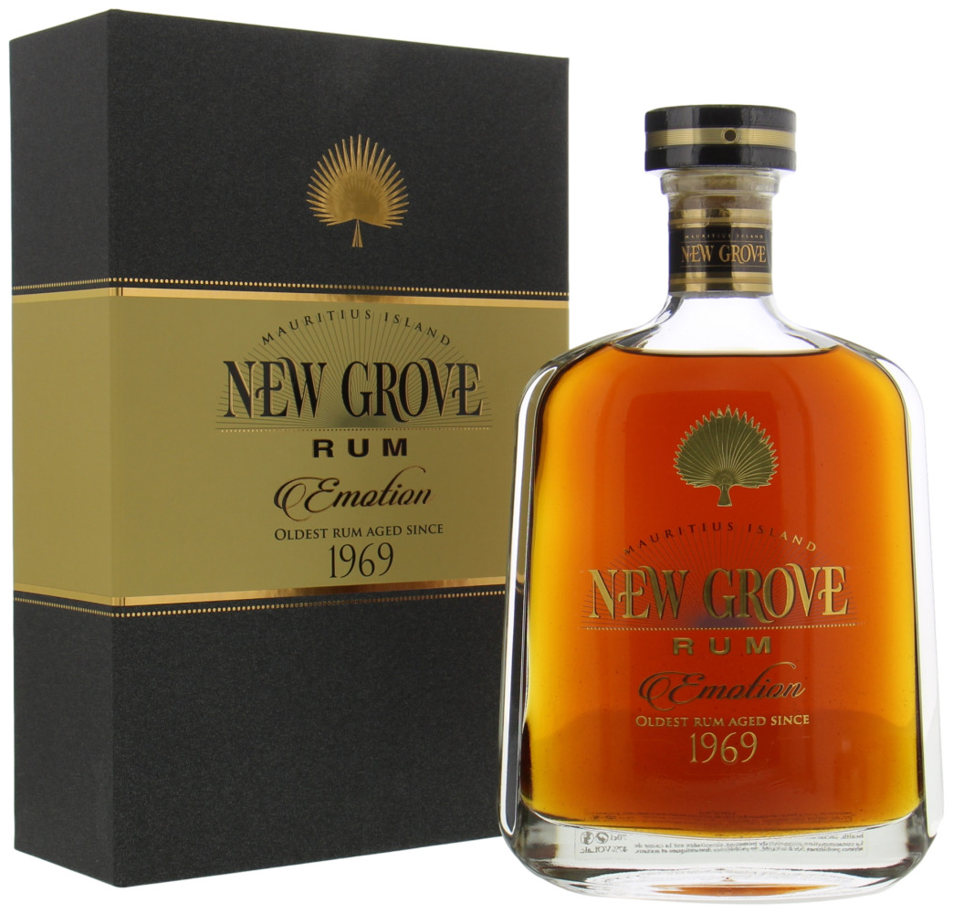 New Grove Distillery - Emotion 1969 47% 1969