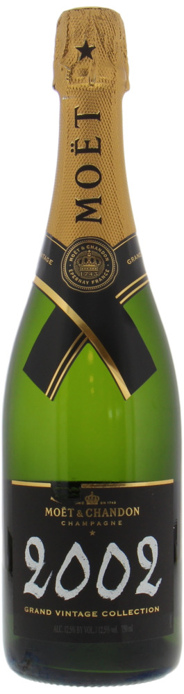 Moet Chandon - Grand Vintage 2002