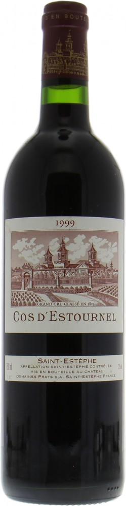 Chateau Cos D'Estournel - Chateau Cos D'Estournel 1999