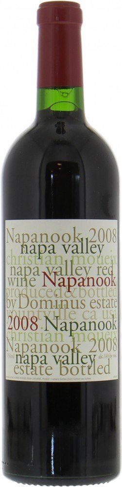 Christian Moueix - Dominus Napanook 2008