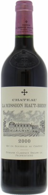 Chateau La Mission Haut Brion - Chateau La Mission Haut Brion 2000