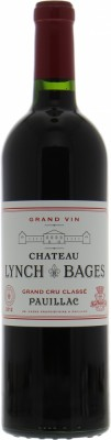 Chateau Lynch Bages - Chateau Lynch Bages 2012