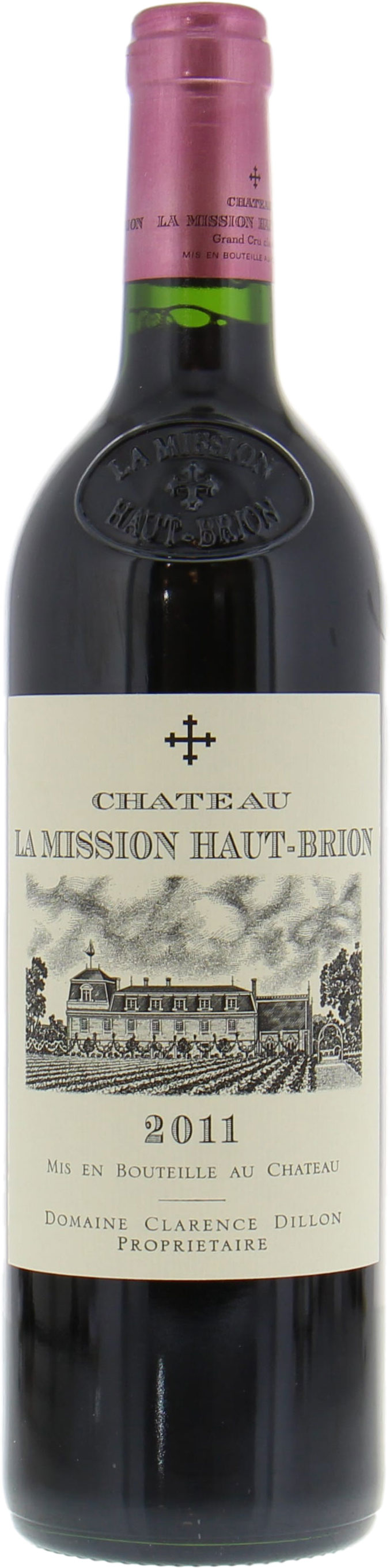 Chateau La Mission Haut Brion - Chateau La Mission Haut Brion 2011