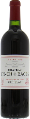 Chateau Lynch Bages - Chateau Lynch Bages 2009