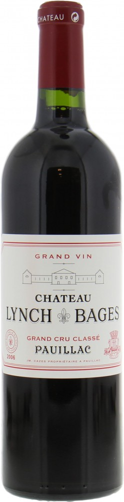 Chateau Lynch Bages - Chateau Lynch Bages 2006