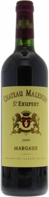 Chateau Malescot-St-Exupery - Chateau Malescot-St-Exupery 2006