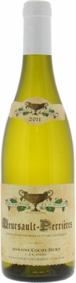 Coche Dury - Meursault Perrieres 2011
