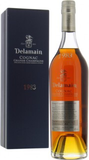 Delamain - Grande Champagne Cognac bottled 2013