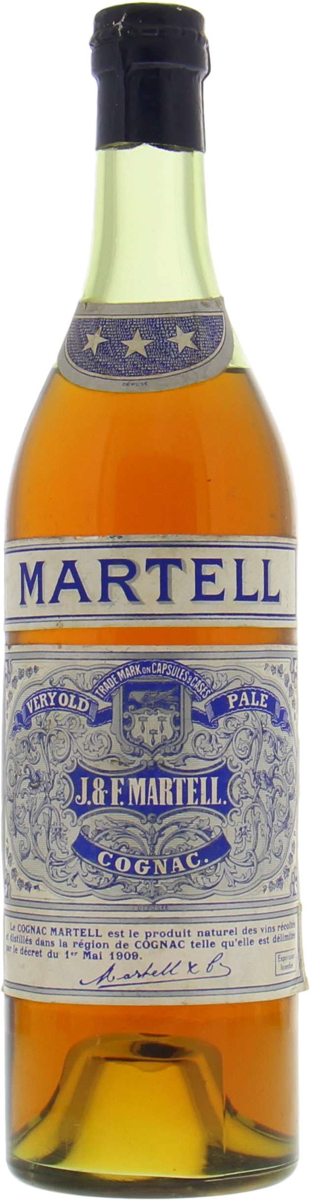 Martell - Very Old Pale (about 1960) NV
