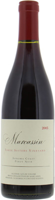 Marcassin - Three Sisters Pinot Noir 2005