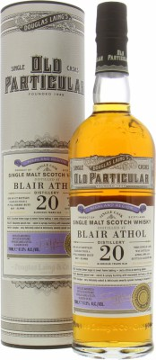 20 Years Old Douglas Laing Old Particular Cask DL9908 51,5% Blair Athol -