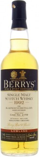19 Years Old Berry Bros & Rudd Cask:2159 46%