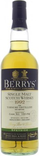 20 Years Old Berry Bros & Rudd Cask:100152 51.5%