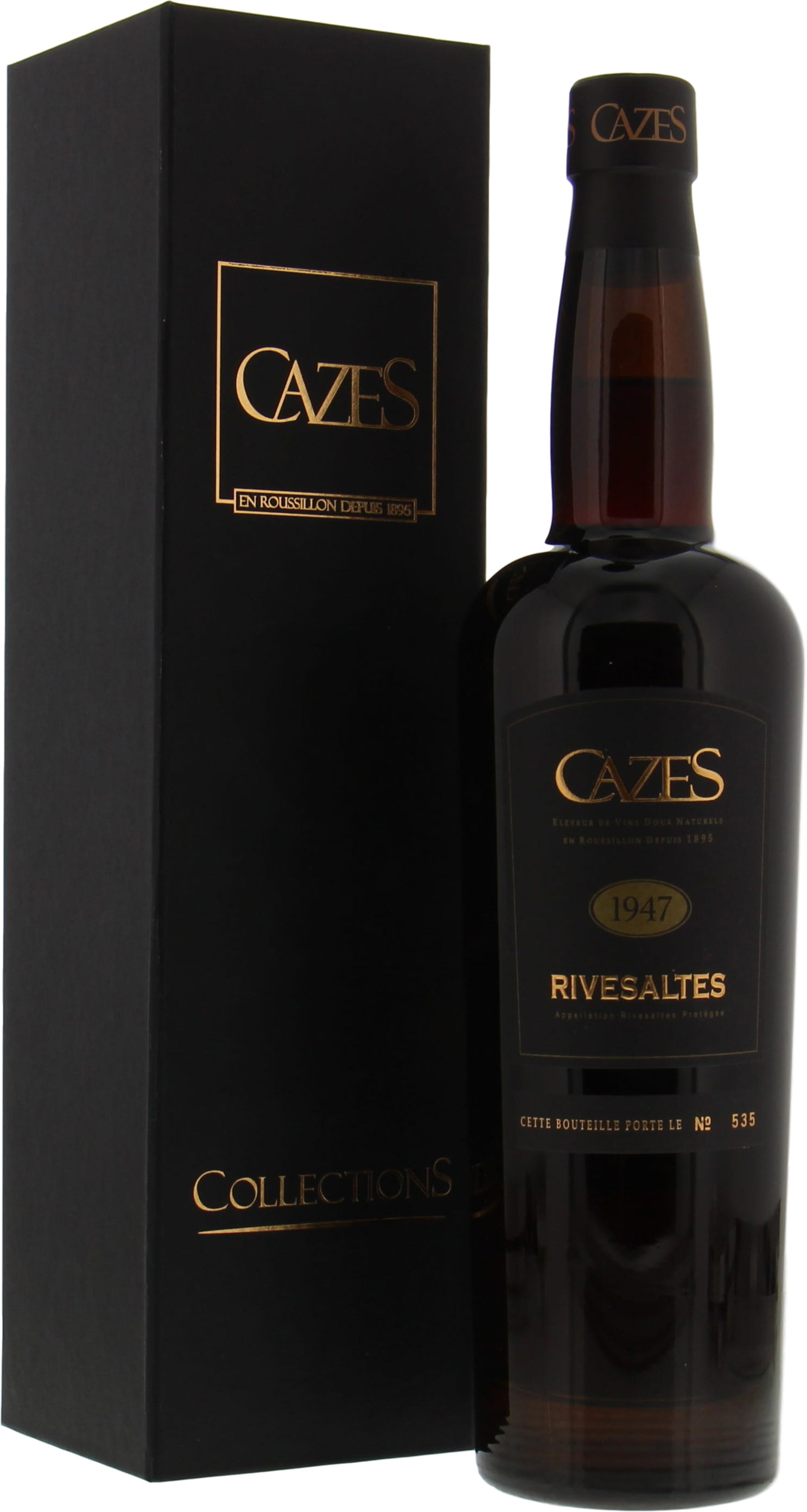 Domaine Cazes - VDN Rivesaltes Collection Cazes