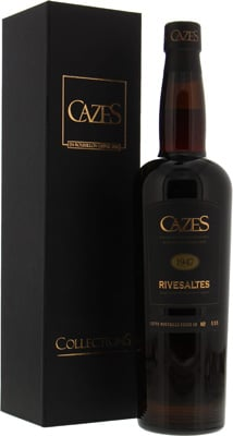 VDN Rivesaltes Collection CazesDomaine Cazes -
