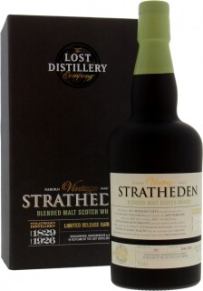 VINTAGE The Lost Distillery Company Batch:1 46%